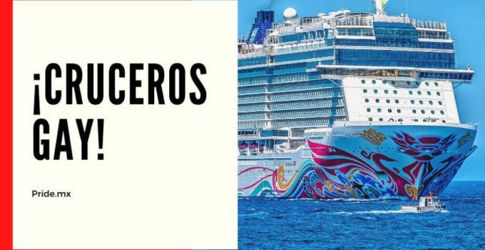 ¿Cruceros gay?