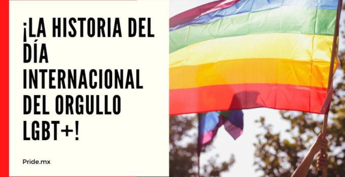 Video: Reconociendo la historia del Día Internacional del Orgullo LGBT+