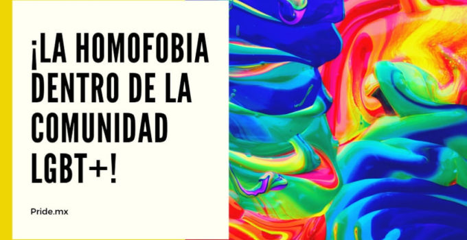 OJO: ¡Homofobia dentro de la comunidad LGBT+! Un secreto a voces…