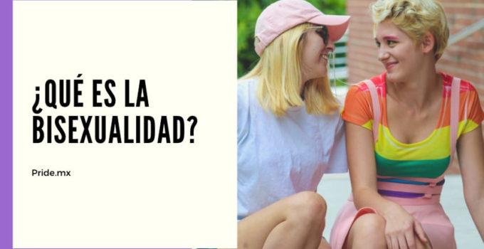 OMG: ¿Qué es la bisexualidad?