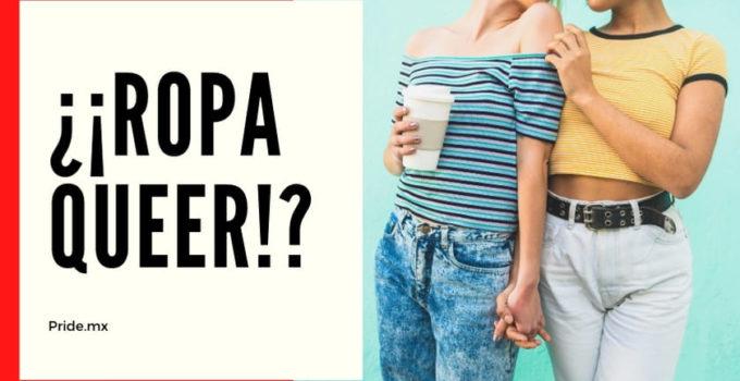 WOW: ¡Línea de ropa queer!