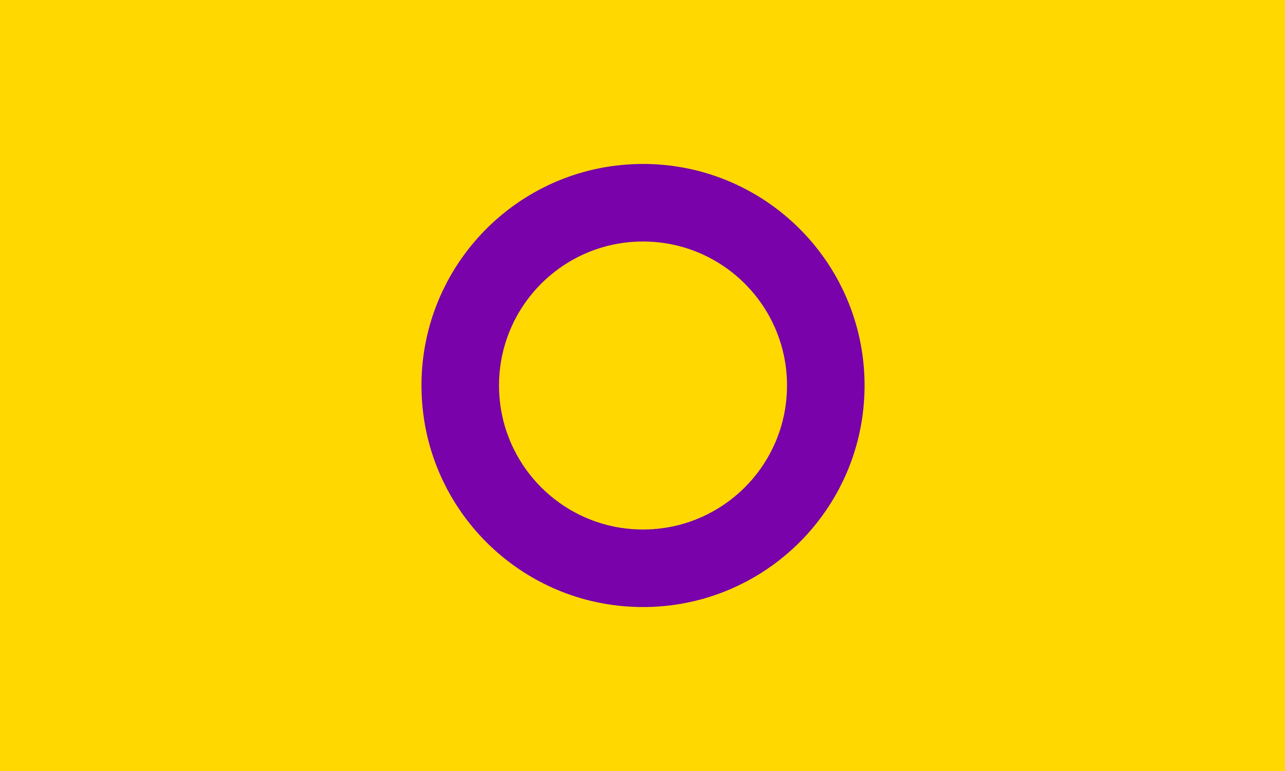 intersex pride flag by pride flags d96n3kv