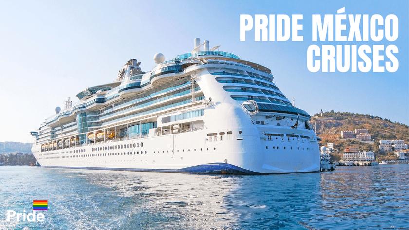 pride mexico cruises